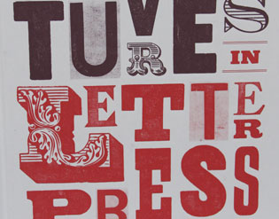 "Detail of ""Adventures in Letterpress"" by Laurence King Publishing"