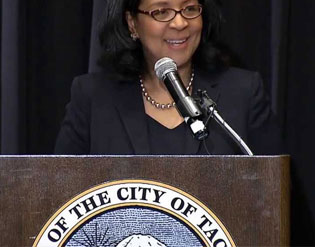 Tacoma State of the City address