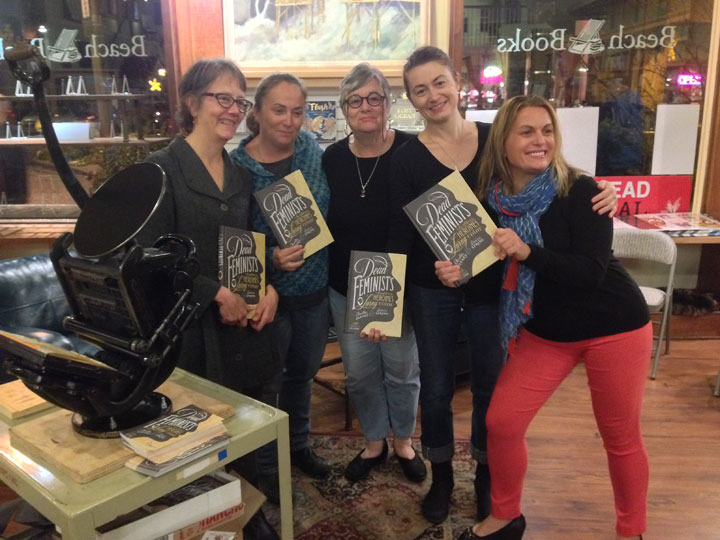 chandleroleary_jessicaspring_deadfeminists_book_signing_8403